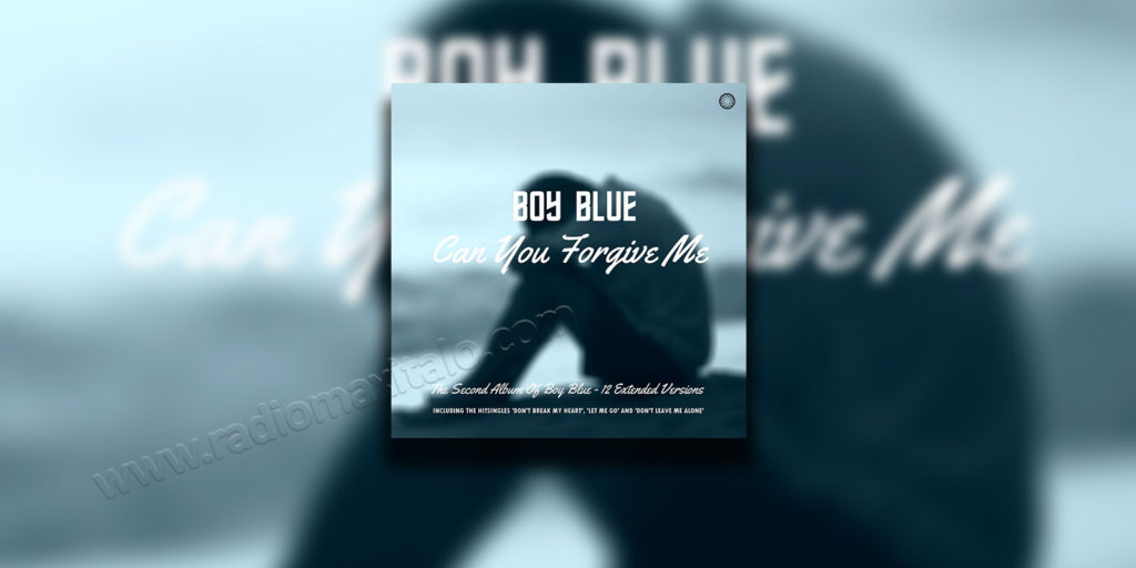 Boy Blue - Can You Forgive Me