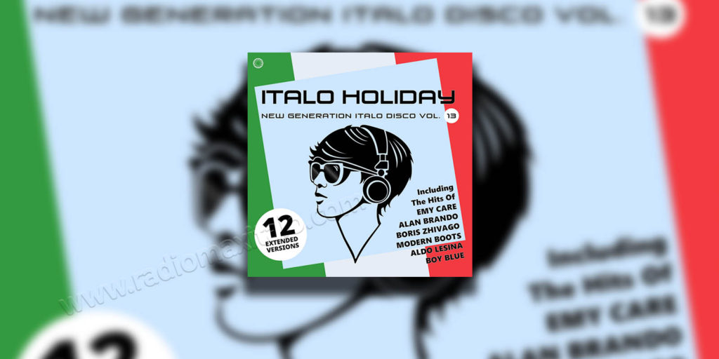 Various - Italo Holiday Vol. 13